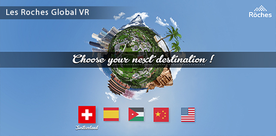 Les Roches Global VR