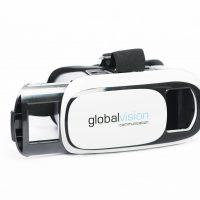 Phone-insertable VR Headset