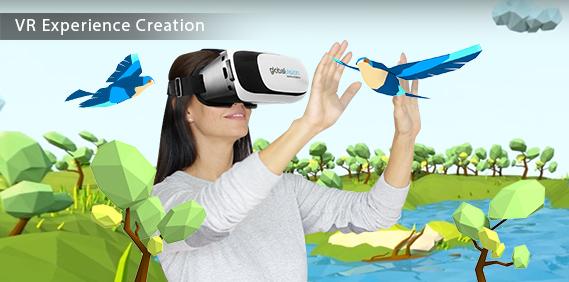 3D VR Experience geneva airport