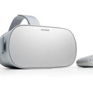 Rent Oculus Go VR headset