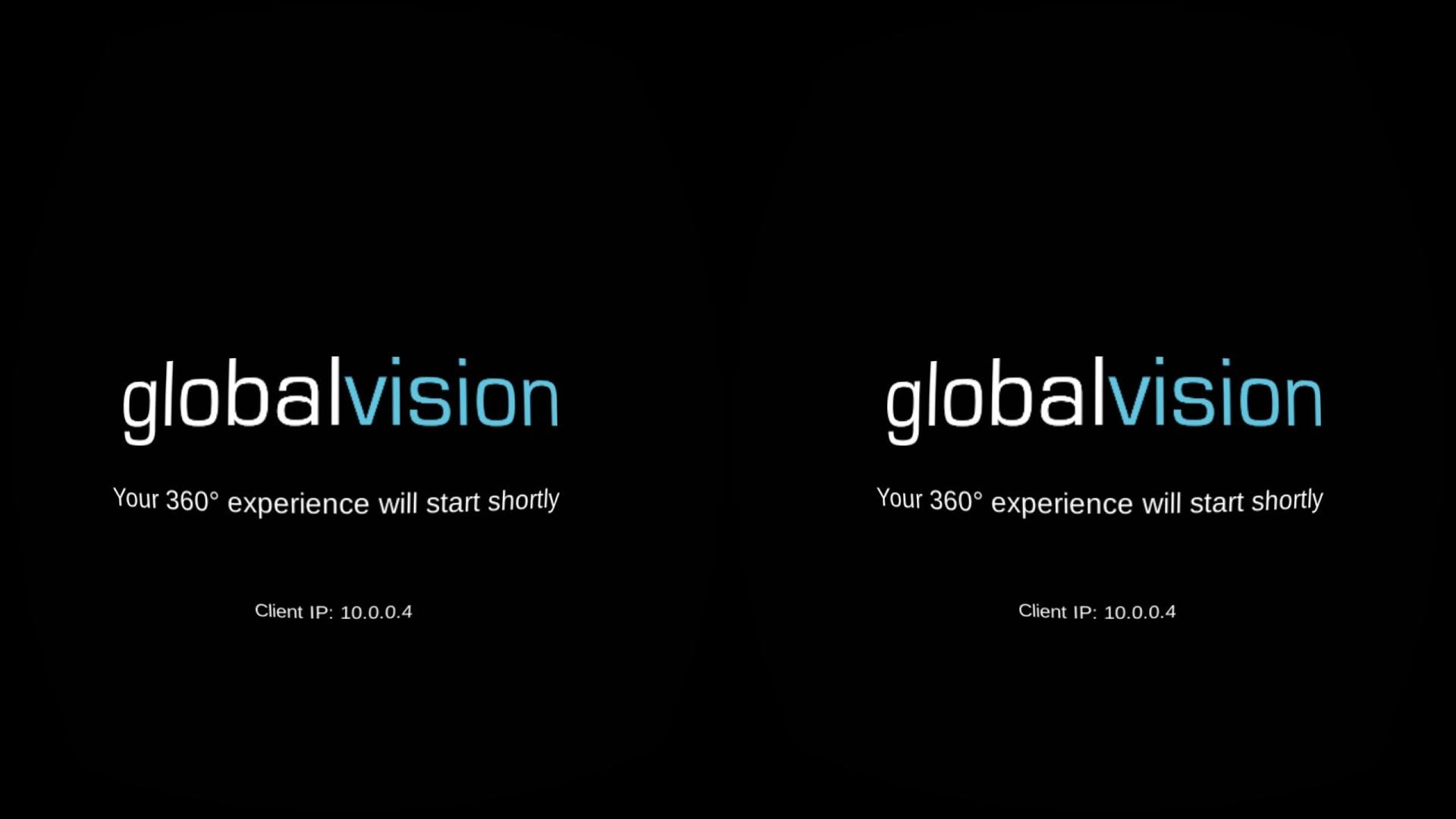 Custom 360° video player