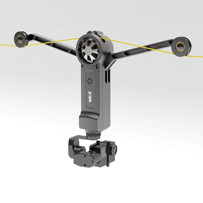 Cablecam system rent in Geneva, Switzerland