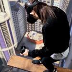 VR animation at Balexert Shopping Center