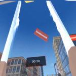 VR animation at Balexert Shopping Center_Beatsaber VR app