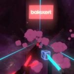 VR animation at Balexert Shopping Center_Beatsaber app
