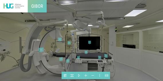 360° Medical VR