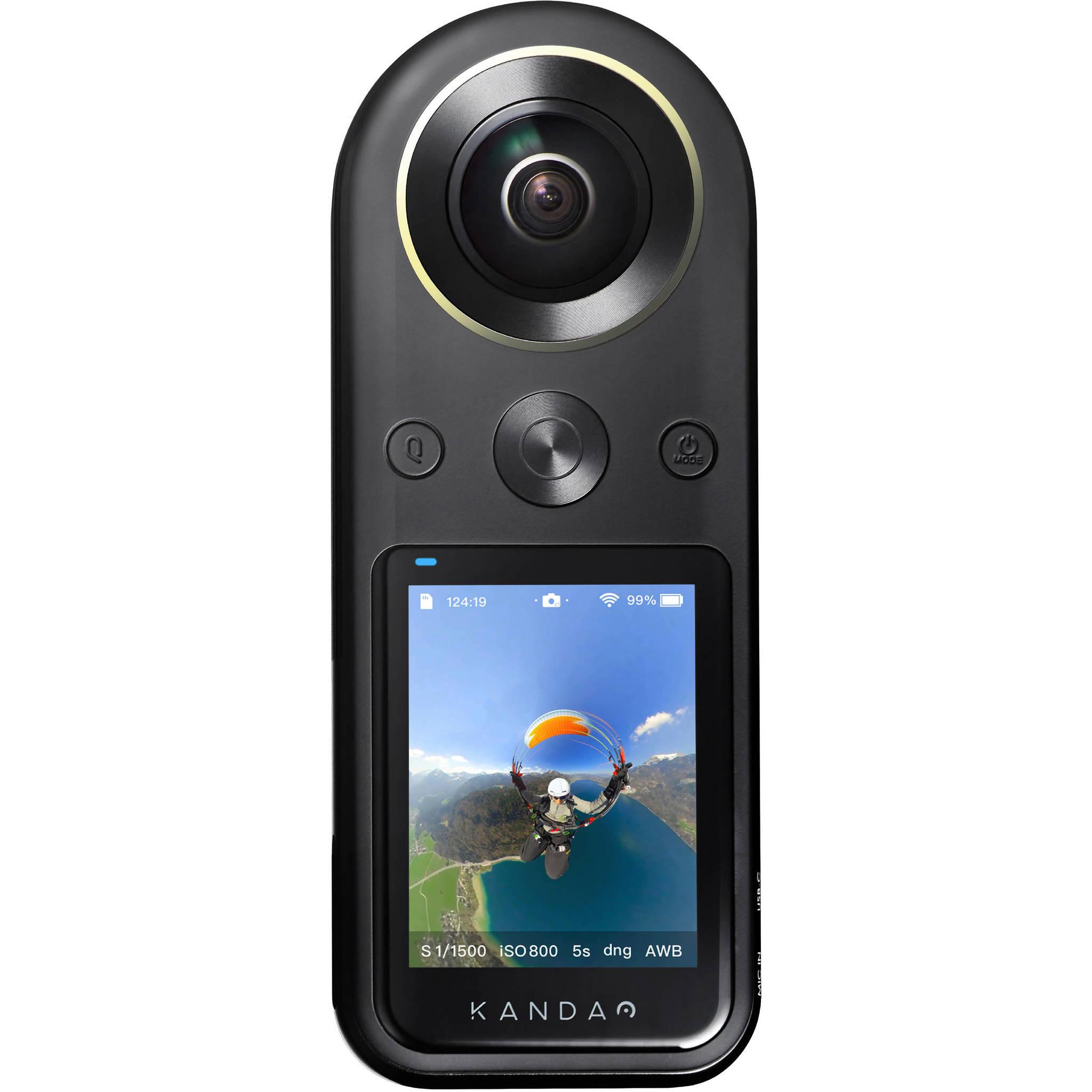 Qoocam 360° camera rental